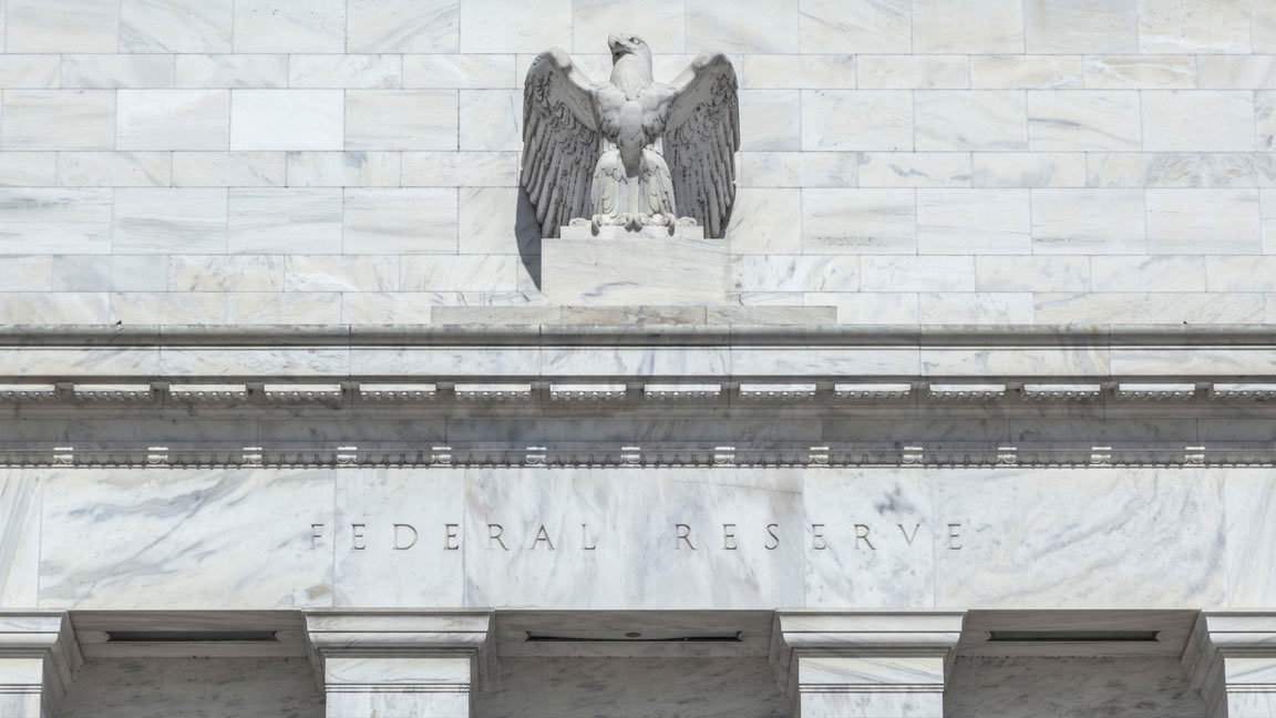 Volatile markets and politics won't change the Fed's path